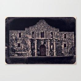 Yup, It's The Alamo Canvas Print