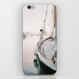 La Ciotat - Boat iPhone Skin