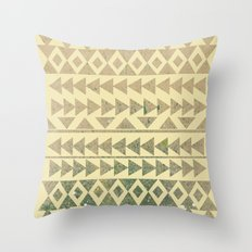 Earthtone Throw Pillow