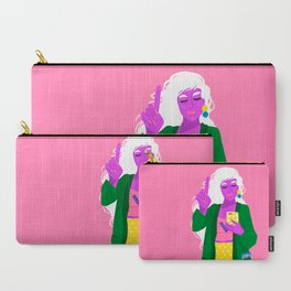 Hold that thought Carry-All Pouch