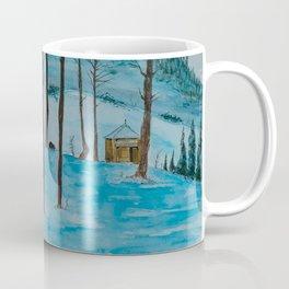 The Mountain Cottage Coffee Mug