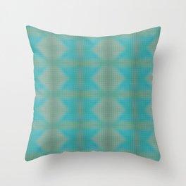 Sentient Haze Throw Pillow