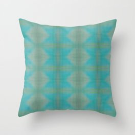Sentient Haze Throw Pillow