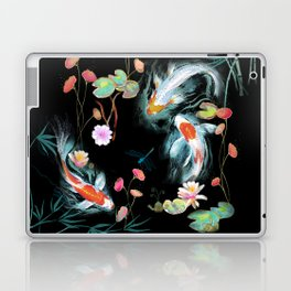 Japanese Water Garden Laptop & iPad Skin