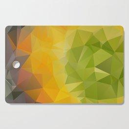 Cactus art Cutting Board