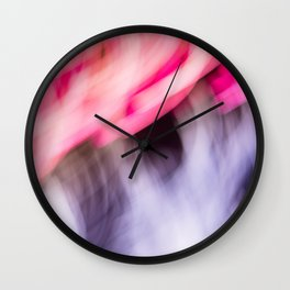 Wax On / Wax Off Wall Clock