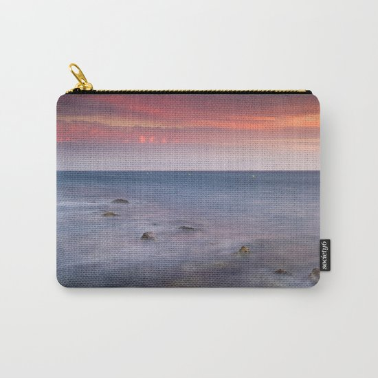 """Living...."" Love the sea.... Carry-All Pouch"