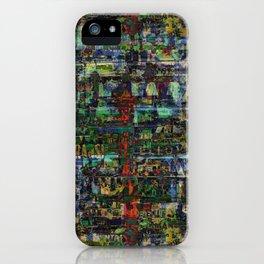 Lettrage 02 iPhone Case