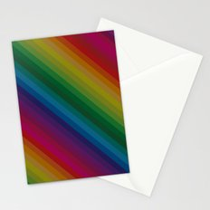 Sophisticated Rainbow Stationery Cards