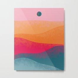 Sand Dunes #2 Metal Print