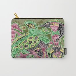sacred honu Carry-All Pouch