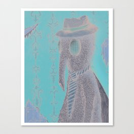 The Life of a Fly Canvas Print