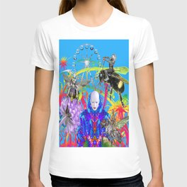 Fairground Garden T-shirt
