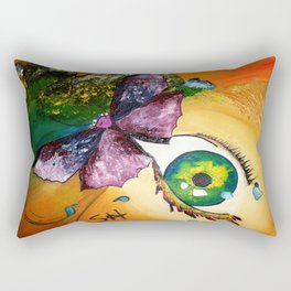 Mother Earth' Devotion Rectangular Pillow