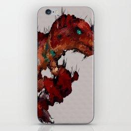 Audrey world of War craft iPhone Skin