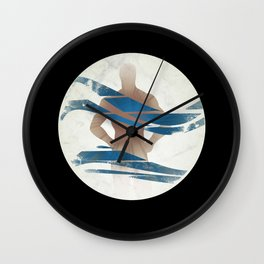Wave of Mutilation Wall Clock