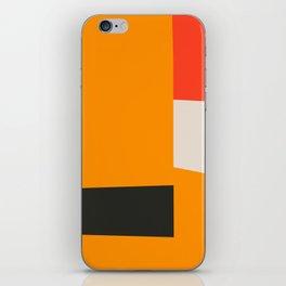 Mid Century Minimal 2 iPhone Skin