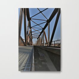 Bridge 3 Metal Print