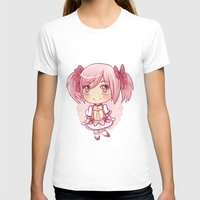 madoka magica T-shirts featuring Madoka Chibi by Porzellan
