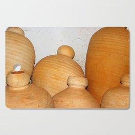 Terra Cotta Pots Cutting Board