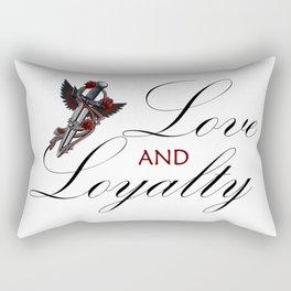 Love & Loyalty Rectangular Pillow