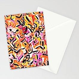 Licorice Allsorts Stationery Cards