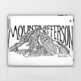 Mount Jefferson Laptop & iPad Skin