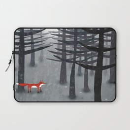 The Fox and the Forest Laptop Sleeve