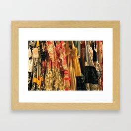 aprons galore Framed Art Print