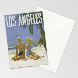 Los Angeles Santa Monica Stationery Cards