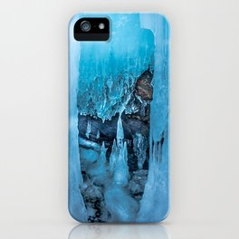 The Ice Palace iPhone Case