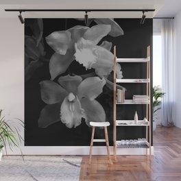 Midnight Gold - BW Wall Mural