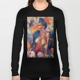 GHETTO ELOQUENT MASTERPIECE Long Sleeve T-shirt