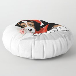 The Love Puppy—Love Letter Floor Pillow