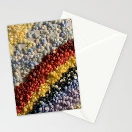A Rainbow of Sprinkles (an experiment) Stationery Cards