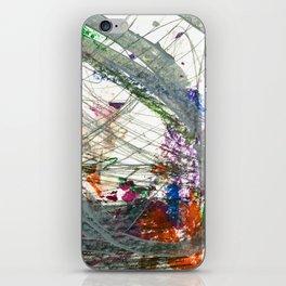 XYZ 62 iPhone Skin