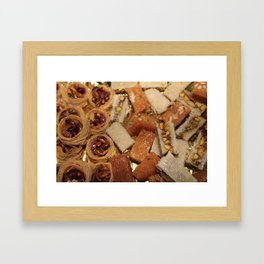 Cairean Sweets Framed Art Print