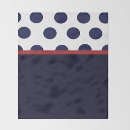 Nautical Throw Blanket