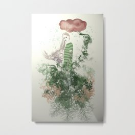 Muse of Ents Metal Print