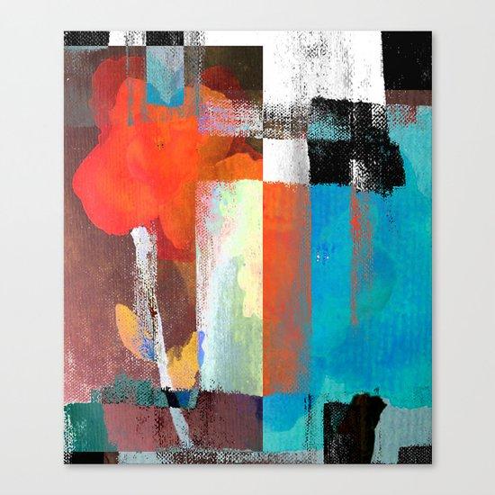 wallflowers Canvas Print