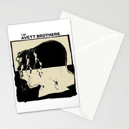 avett brothers ori tour 2020 kentut Stationery Cards