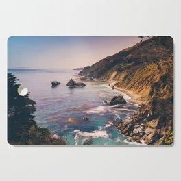 Big Sur Pacific Coast Highway Cutting Board