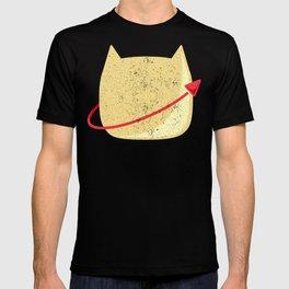 CatStronaut Emblem T-shirt