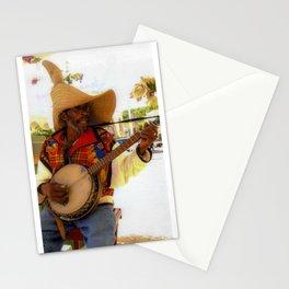 jamaica singer Stationery Cards