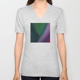 Calamity of Clashing Colors Unisex V-Neck