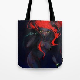 Lover, Don't Hover Tote Bag