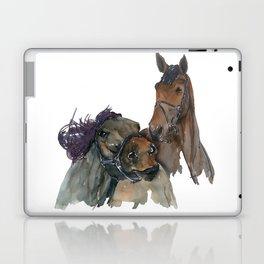 Horses #3 Laptop & iPad Skin