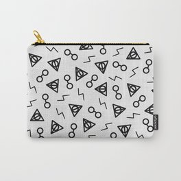 The Chosen One II (White) Carry-All Pouch