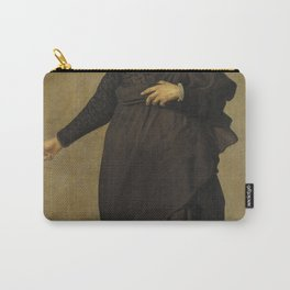 Diego Velázquez - Portrait of Pablo de Valladolid Carry-All Pouch