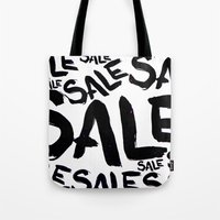 sale Tote Bags featuring Sale by LoRo  Art & Pictures